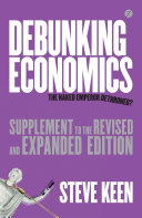 Debunking Economics Book