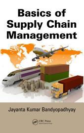 Basics of Supply Chain Management