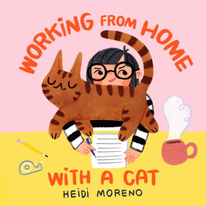 Working from Home with a Cat