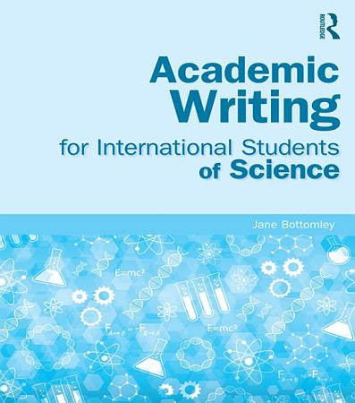 Academic Writing for International Students of Science PDF