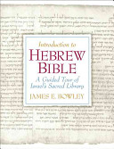 Introduction to Hebrew Bible Book
