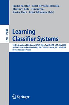 Learning Classifier Systems PDF