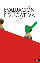 Evaluación Educativa: Fundamentos Y Prácticas