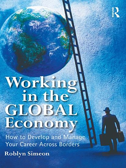 Working in the Global Economy PDF