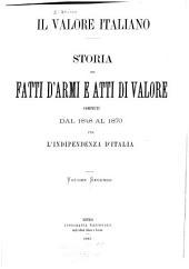 Il valore italiano: Volume 2