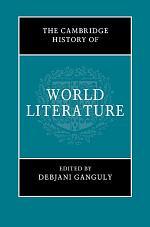 The Cambridge History of World Literature