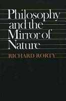 Philosophy and the Mirror of Nature PDF