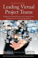 Leading Virtual Project Teams PDF