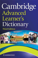 Download Cambridge Advanced Learner s Dictionary Hardback with CD ROM for Windows and Mac Klett Edition Book