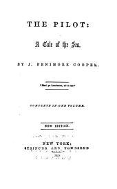 Cooper's Sea Tales: Volume 8