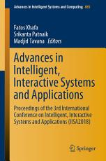 Advances in Intelligent  Interactive Systems and Applications PDF