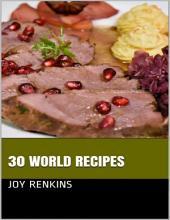 30 World Recipes