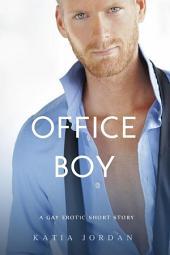 Office Boy: Gay Erotica