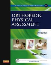 Orthopedic Physical Assessment - E-Book: Edition 6