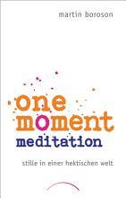 One Moment Meditation PDF
