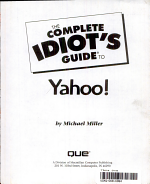 The Complete Idiot s Guide to Yahoo  PDF