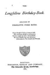 The Longfellow Birthday-book