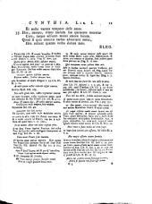 Sex. Aurelii Propertii Elegiarum libri IV