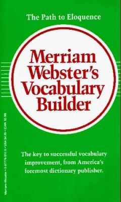 Merriam-Webster's Vocabulary Builder Pdf Book