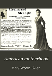 American Motherhood: Volume 17