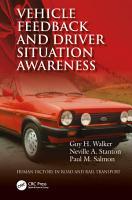 Vehicle Feedback and Driver Situation Awareness PDF