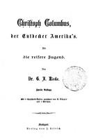 Christoph Columbus  der Entdecker Amerika s PDF