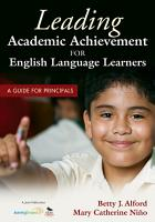 Leading Academic Achievement for English Language Learners PDF