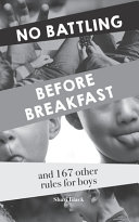 No Battling Before Breakfast