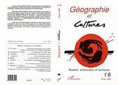 Géographie et cultures n°16