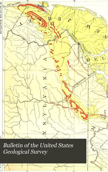 Bulletin of the United States Geological Survey PDF
