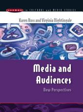 Media And Audiences: New Perspectives: New Perspectives