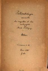 Paléontologie universelle des coquilles et des mollusques: Avec un atlas. Atlas, Volume2