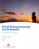 Social Entrepreneurship and Enterprise PDF