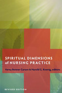 Spiritual Dimensions of Nursing Practice PDF