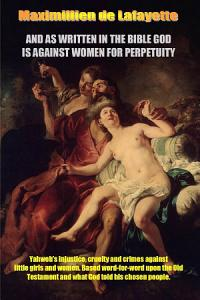 AND AS WRITTEN IN THE BIBLE GOD IS AGAINST WOMEN FOR PERPETUITY PDF