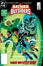 Batman and the Outsiders (1983-) #29