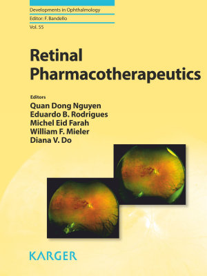 Retinal Pharmacotherapeutics