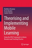 Theorising and Implementing Mobile Learning PDF