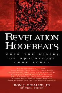 Revelation Hoofbeats Book