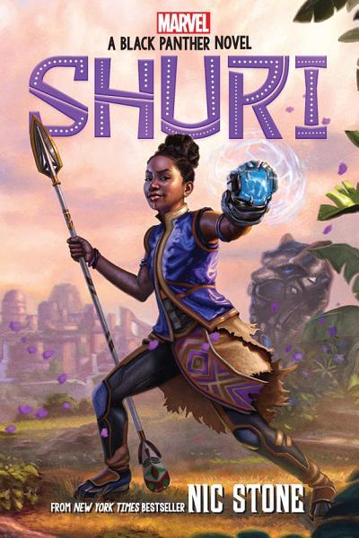 Download Shuri  A Black Panther Novel  Marvel  Book