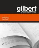Gilbert Law Summaries on Property PDF