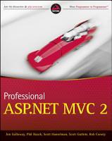 Professional ASP NET MVC 2 PDF