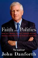 Faith and Politics PDF