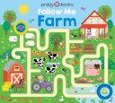 Maze Book: Follow Me Farm