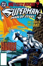 Superman: The Man of Steel (1991-) #71