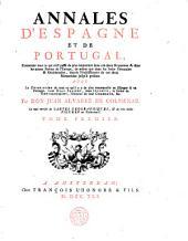 Annales d ́Espagne et de Portugal