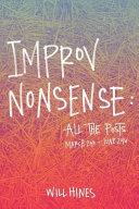 Improv Nonsense PDF