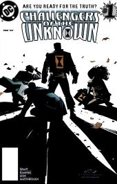 Challengers of the Unknown (1997-) #1