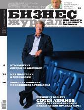Бизнес-журнал, 2008/17: Калининградская область