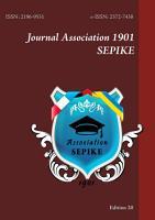 Journal Association 1901 SEPIKE PDF